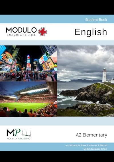Modulo's English A2 materials