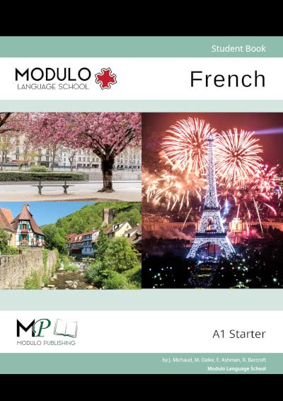 Modulo's French A1 materials