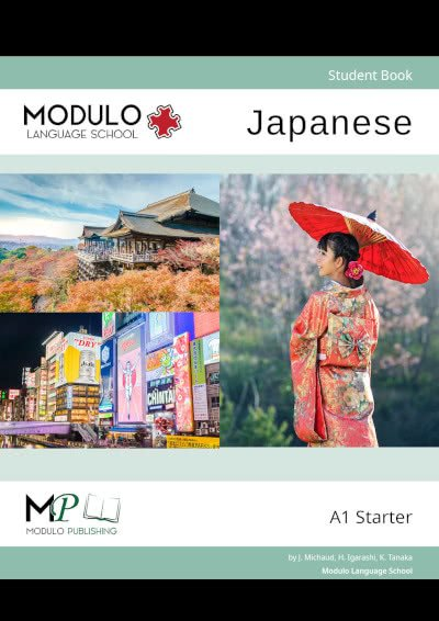 Modulo's Japanese A1 materials