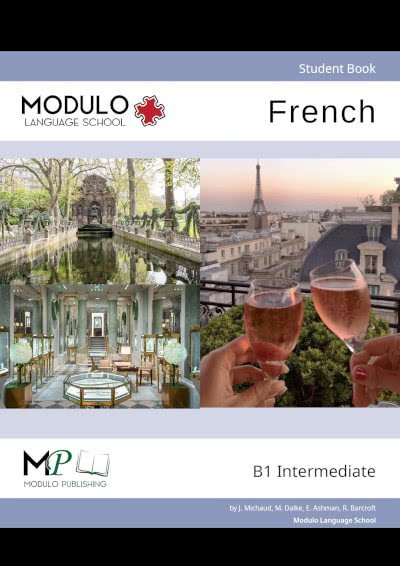 Modulo's French B1 materials